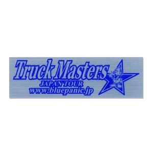 画像2: Blue Panic トラックマスターズ ステッカー