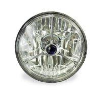 3 Pointed ダイヤモンド バックヘッドライト(モーターサイクル用)