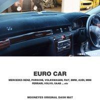 EURO CAR ダッシュマット