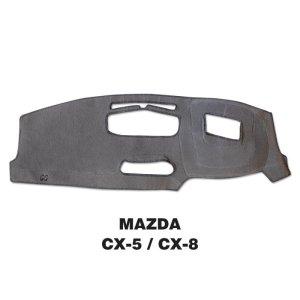 画像2: MAZDA (マツダ) CX-5  / CX-8 ダッシュマット