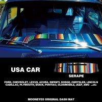 USA CAR サラペ ダッシュマット