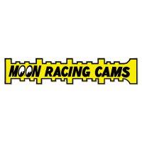 MOON Racing Cams ステッカー Lサイズ