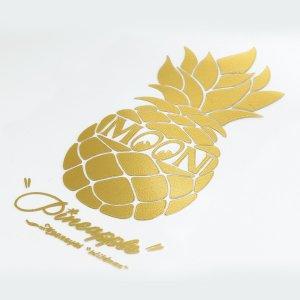 画像3: Pineapple ステッカー (抜きタイプ)