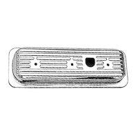 クローム スティール バルブカバー カバー CHV4.3LV6'85-'93Short