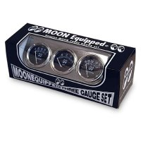MOON Equipped 3 ゲージ セット