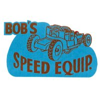 ホットロッド ステッカー BOB'S SPEED EQUIP. ステッカー