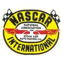 ホットロッド ステッカー NASCAR INTERNATIONAL ステッカー
