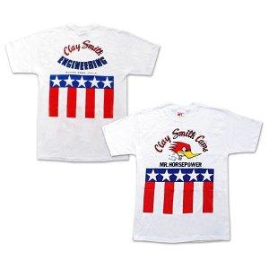 画像1: クレイスミス トラディショナル デザイン Tシャツ