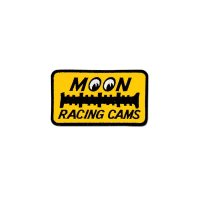MOON Racing Cams パッチ 6.6×11.6cm