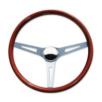 "15"" Wood Steering Wheel Slot"