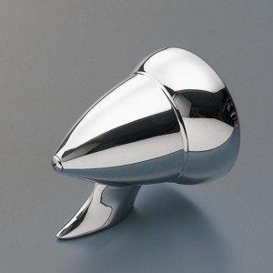 画像1: バレット スタイル メッキ ミラー