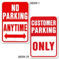 Heavy-Duty Aluminum Traffic Signs
