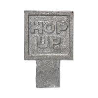 Hop Up タグ トッパー
