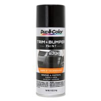 Duplicolor Trim & Bumper Paint Black