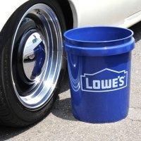 LOWE'S Bucket (プラスティック バケツ) 5ガロン