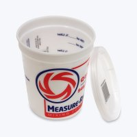 1 QUART Measure Bucket w/Cup
