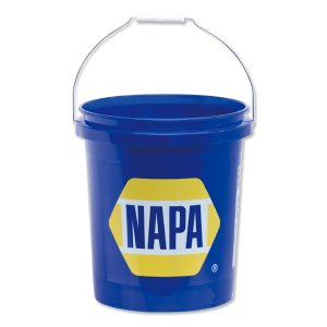 画像1: NAPA バケツ ブルー 5ガロン