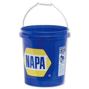 画像2: NAPA バケツ ブルー 5ガロン