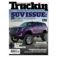 Truckin Vol.44, No. 7 May 2018