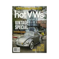 Dune Buggies & Hot VWs Vol. 52