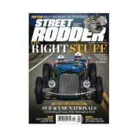 Street Rodder Vol. 49 No.1 January 2020