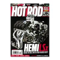 HOT ROD July 2018