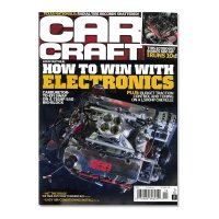 Car Craft October 2016 Vol.64 No.10