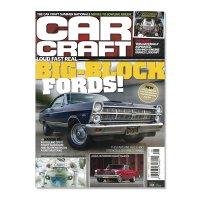 Car Craft August 2017 Vol.65 No.8