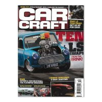 Car Craft October 2019 Vol.67 No.10