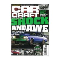 Car Craft November 2019 Vol.67 No.11