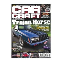 Car Craft January 2020 Vol.68 No.1