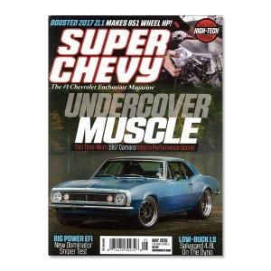 画像1: Super Chevy May 2019 Vol.48 No. 5