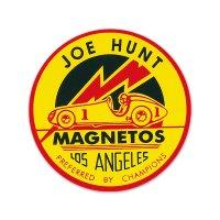 ホットロッドステッカー Joe Hunt ステッカー