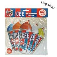 ビッグ ICEE カップ エアーフレッシュナー