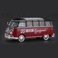 1/24 Model Car MOON Equipped VW T-2 マイクロ バス
