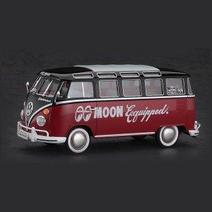 画像1: 1/24 Model Car MOON Equipped VW T-2 マイクロ バス
