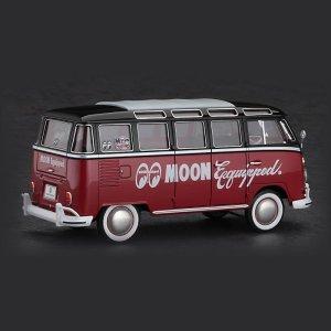 画像2: 1/24 Model Car MOON Equipped VW T-2 マイクロ バス