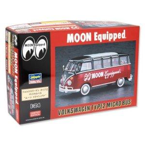 画像3: 1/24 Model Car MOON Equipped VW T-2 マイクロ バス