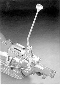 LOKAR TH400 ATシフター 6〜12インチ