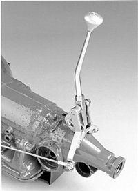 LOKAR TH400 テールマウント ATシフター 6〜12インチ