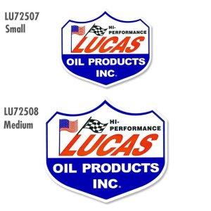 画像2: LUCAS ステッカー Mサイズ