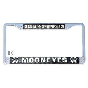 画像3: MOONEYES SANTA FE SPRINGS ライセンス フレーム
