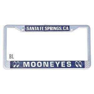 画像4: MOONEYES SANTA FE SPRINGS ライセンス フレーム