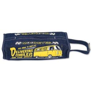 画像2: MOON Bus デニム ティッシュ カバー