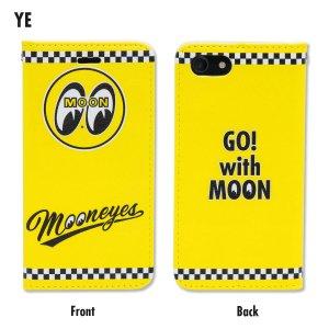 画像2: MOONEYES iPhone SE【2020】, iPhone8, iPhone7 & iPhone6/6s フリップ ケース