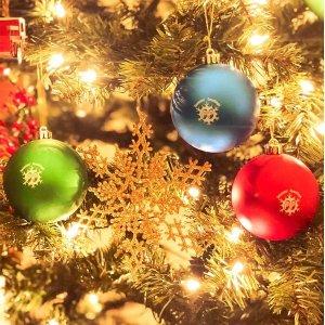 画像1: MOON クリスマス オーナメント