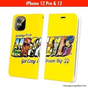 画像2: MOON Feat. Pan iPhone 12, 12 Pro フリップケース
