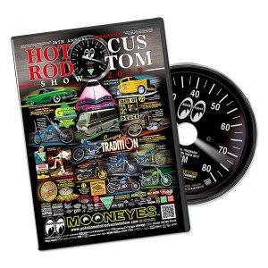 画像1: 第26回 ヨコハマ ホットロッド ・ カスタムショー 2017 【DVD】