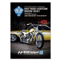 30th Anniversary YOKOHAMA HOT ROD CUSTOM SHOW 2021 ポスター Ver. M/C & Car