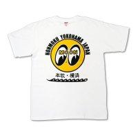 MOON EYEBALL 本牧 ・ 横浜 Tシャツ